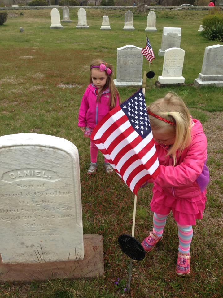 Marshfield Veteran's Day Parade  November 11, 2013