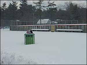 The Complex in Winter