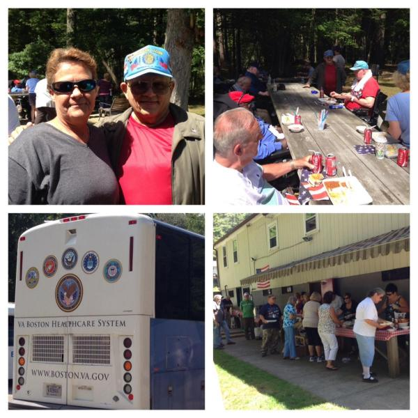 BBQ for Veterans at the VFW